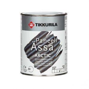 Акрилатний лак Tikkurila Paneeli assa arctic 2,7 л напівматовий