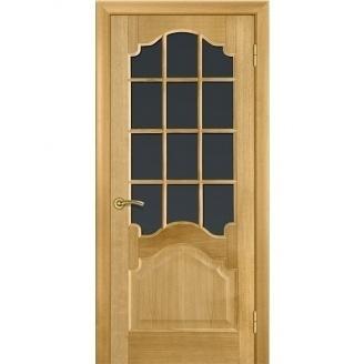 Межкомнатная дверь TERMINUS Classic Модель 08 под стекло дуб