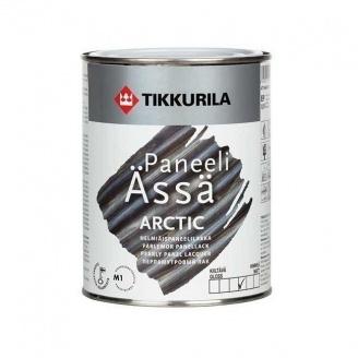 Акрилатний лак Tikkurila Paneeli assa arctic 0,9 л напівматовий