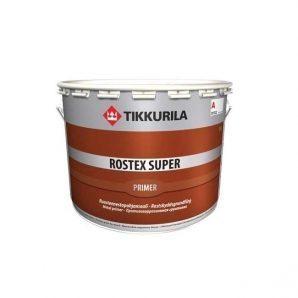 Противокоррозионная грунтовка Tikkurila Rostex super 1 л