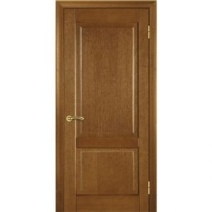 Міжкімнатні двері TERMINUS Modern Модель 18 глухі дуб тонований