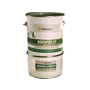 Самовирівнююче епоксидне покриття Tikkurila Novopox lp epoksipinnoite 3 л високоглянцеве