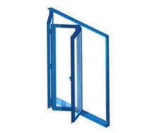 Двери складные алюминиевые с термовставкой Aluprof