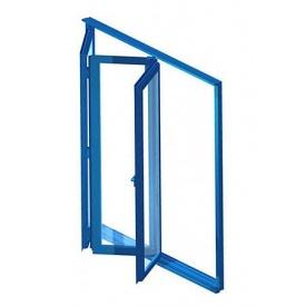 Двері складні алюмінієві з термовставкою Aluprof