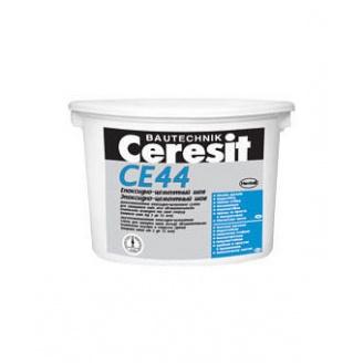 Двухкомпонентная эпоксидно-цементная смесь Ceresit CЕ 44 10 кг серая