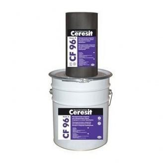 Полиуретановое покрытие для промышленных полов Ceresit CF 96 В 4 кг