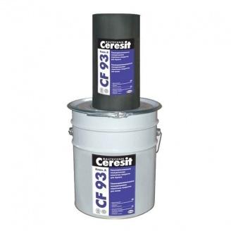 Эластичное самовыравнивающееся полиуретановое покрытие Ceresit CF 93 B 4 кг