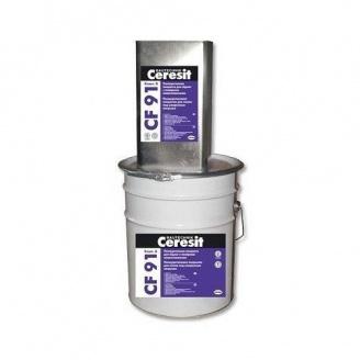 Полиуретановое покрытие для полов под умеренные нагрузки Ceresit CF 91 А 16 кг