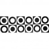 Плитка Сeramica de LUX BASIC B93000H2 300x900x8 мм
