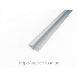 Z профиль вертикальный промежуточный ФПЗ 30 20х20х30 мм