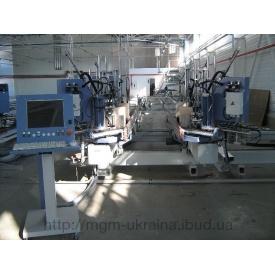 Комплект обладнання на 200-240 вікон у зміну Rotox 2009