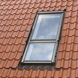 Комбинированный оклад Velux EKW 1012 66х118 см