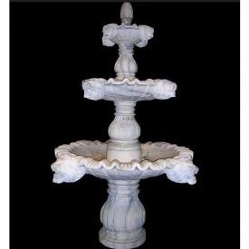 Декоративний фонтан з мармуру