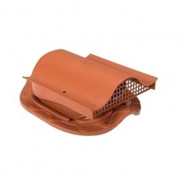 Кровельный вентиль VILPE MUOTOKATE-KTV 330х260 мм кирпичный