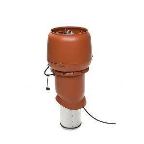 Вентилятор VILPE E220 P 160х500 мм кирпичный