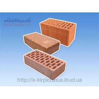 Кирпич керамический рядовой М100