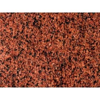 Плитка из гранита Лезниковского месторождения 600х300х20 мм