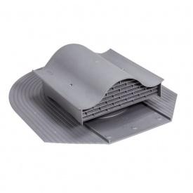 Кровельный вентиль VILPE HUOPA-KTV 450х378 мм серый