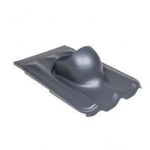 Проходной элемент VILPE XL-MUOTOKATE для XL труб диаметр 160-250 мм серый