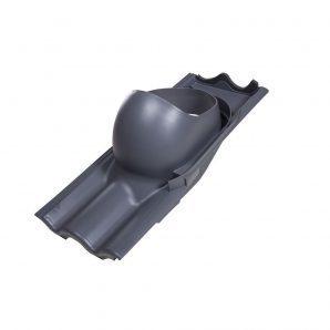 Прохідний елемент VILPE XL-TIILI 810х330х27 мм сірий