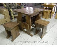 Комплект малый деревянный 750х750 мм