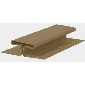 Планка соединительная FaSiding Грецкий орех Т-18 3050 мм