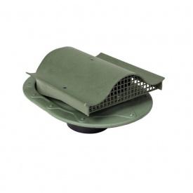 Кровельный вентиль VILPE CLASSIC-KTV 351х266 мм зеленый