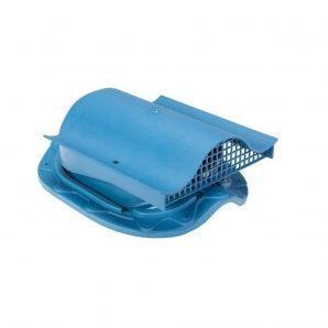 Покрівельний вентиль VILPE MUOTOKATE-KTV 330х260 мм синій