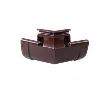 Угол внутренний произвольный Profil W 130 мм коричневый
