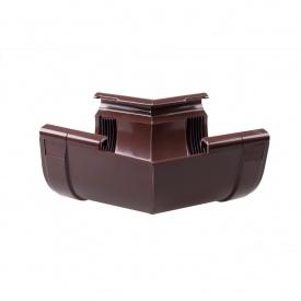 Кут внутрішній Profil W 135° 130 мм коричневий
