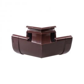 Кут внутрішній довільний Profil W 130 мм коричневий