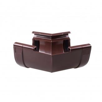 Угол внутренний Profil W 135° 130 мм коричневый