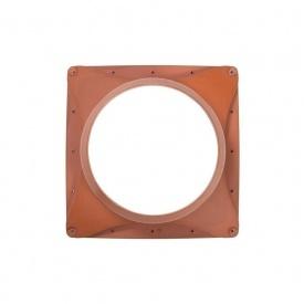 Підстава вентилятора VILPE E220 S 300х300 мм цегляна