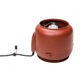 Вентилятор VILPE E120 S 125 мм красный