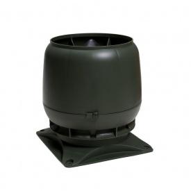 Вентиляционный выход VILPE S-160 160 мм зеленый