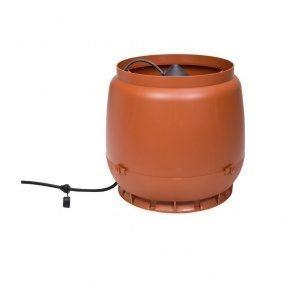 Вентилятор VILPE E250 S 200 мм цегляний
