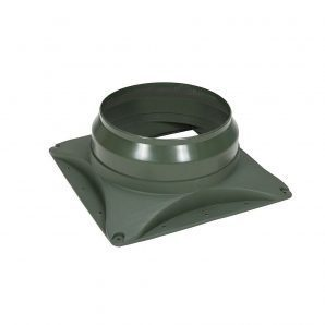 Підстава вентилятора VILPE E220 S 300х300 мм зелена