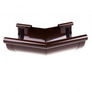 Кут зовнішній Profil Z 124° 130 мм коричневий