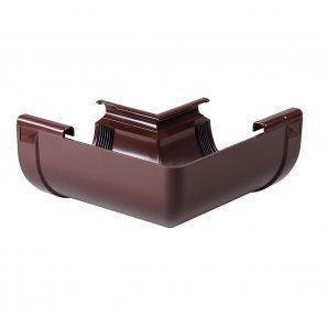 Кут зовнішній довільний Profil Z 90 мм коричневий
