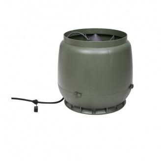 Вентилятор VILPE E250 S 200 мм зеленый