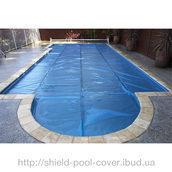 Солярная пленка для бассейна 400 мкм