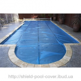 Солярна плівка для басейну 400 мкм