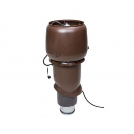 Вентилятор VILPE E190 P 125х500 мм коричневый
