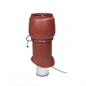 Вентилятор VILPE E250 P 200х700 мм червоний