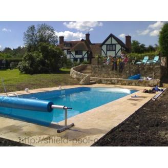 Літній накриття для басейну 500 мкм