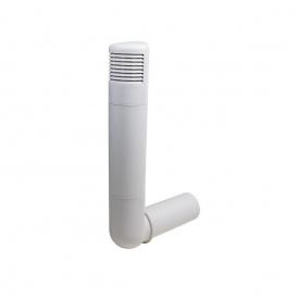 Цокольний дефлектор VILPE ROSS 160 мм білий