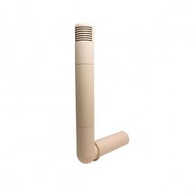 Цокольный дефлектор VILPE ROSS 125 мм бежевый