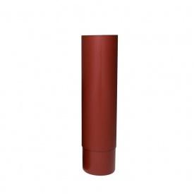 Подовжувач дефлектора VILPE ROSS 125 мм червоний