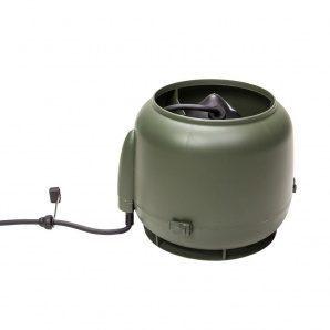 Вентилятор VILPE ECo110S 160 мм зелений