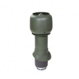 Вентиляционный выход VILPE 125/ИЗ/500 125х500 мм зеленый